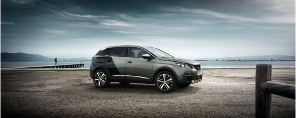 PEUGEOT previews 3008 GT and GT-Line models
