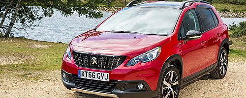 Fresh Peugeot 2008 here soon
