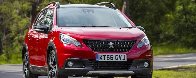 2017 Peugeot 2008 Series II review