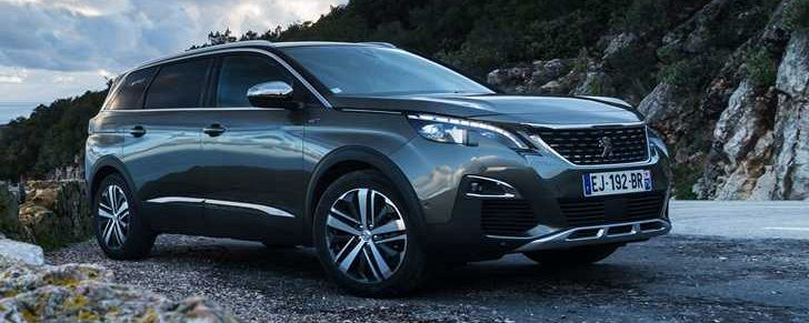 2018 Peugeot 5008: Prices From $43k, Here February