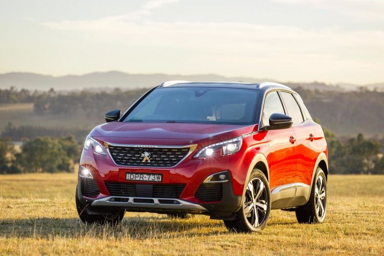 2017 Peugeot 3008 Allure New Car Review
