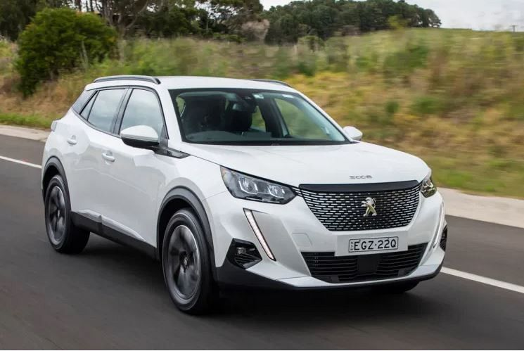 2021 PEUGEOT 2008 REVIEW