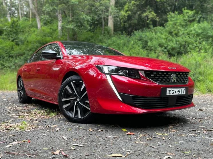 2021 PEUGEOT 508 REVIEW